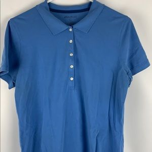 Eddie Bauer short sleeve polo